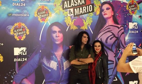 MTV / ALASKA Y MARIO
